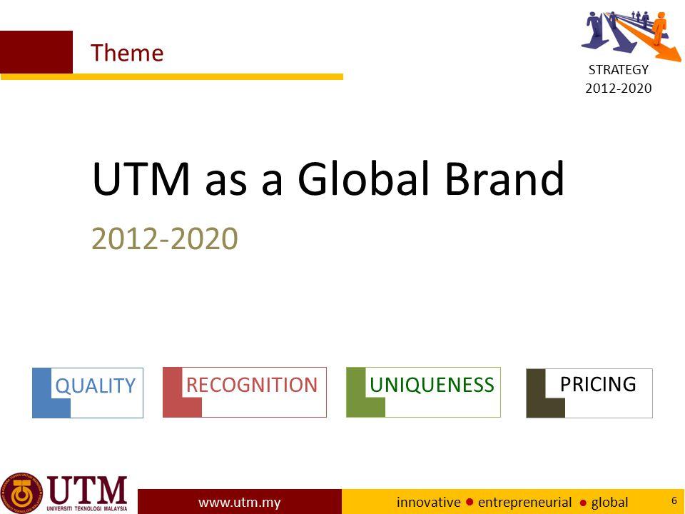 www.utm.my innovative ● entrepreneurial ● global 57