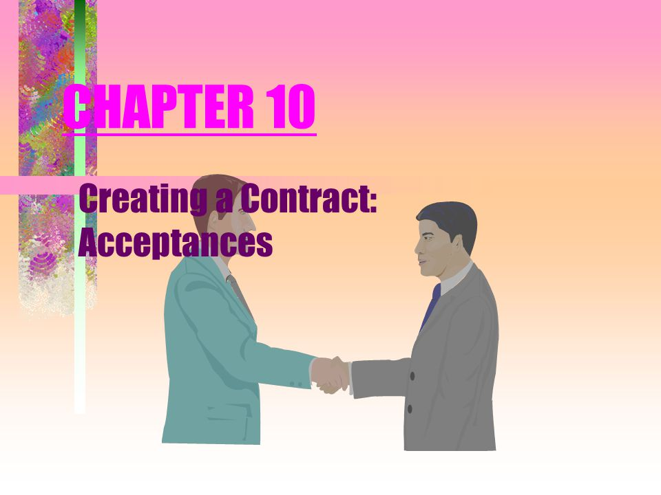 Communication Authorized Means Question 7 at end of chapter –Yes.