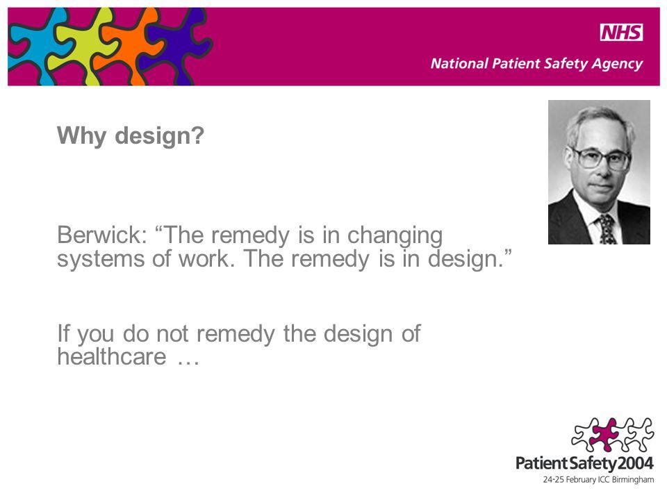 But How do you Design Failures.