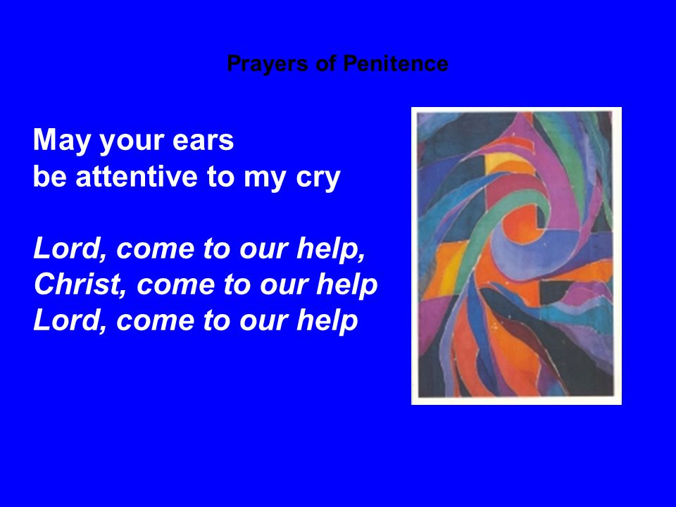 Song/Hymn of Peace