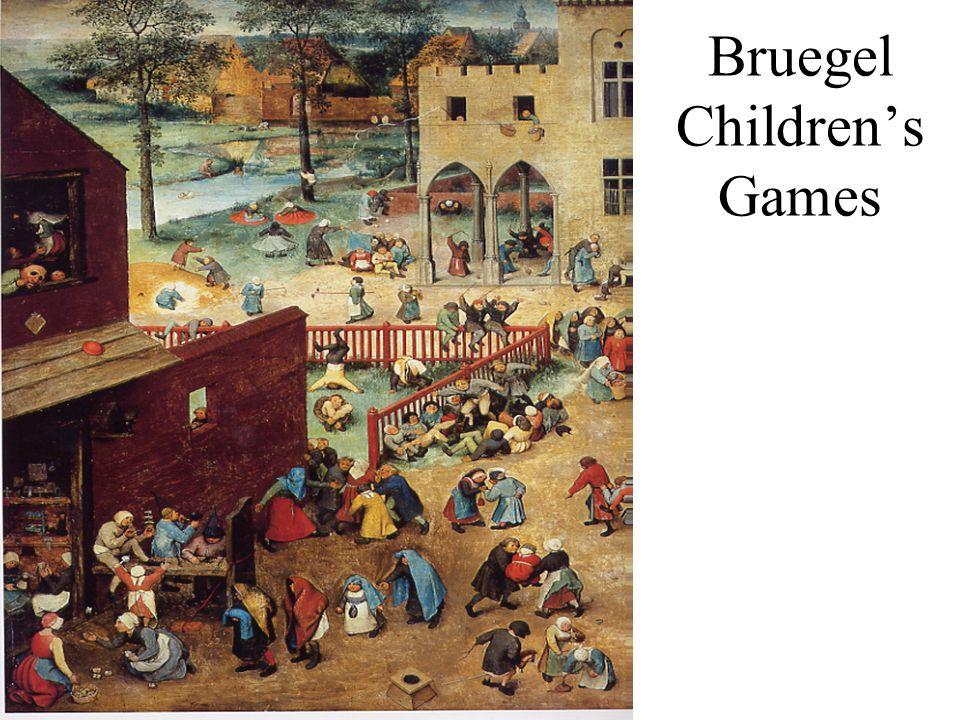 Bruegel Children's Games