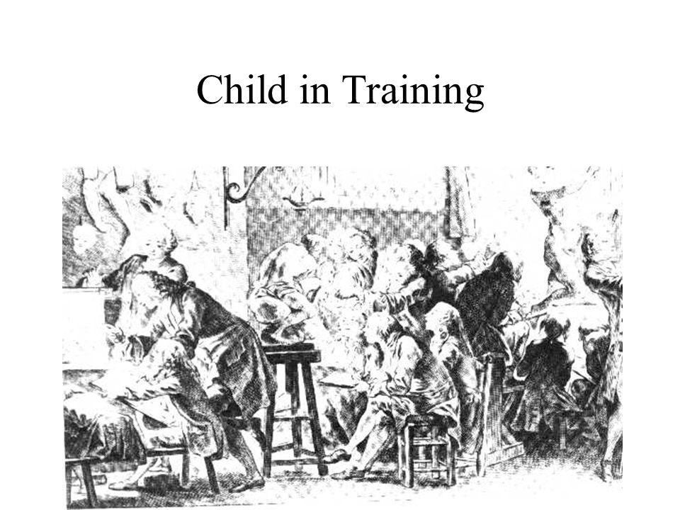 Child in Training