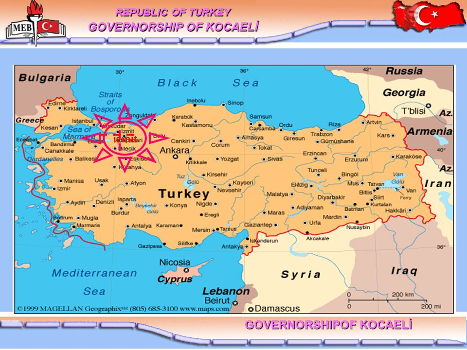 izmit REPUBLIC OF TURKEY GOVERNORSHIP OF KOCAELİ