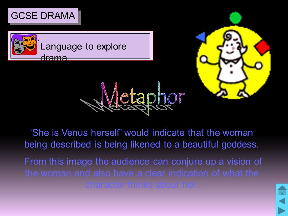 29 'She is Venus herself' would indicate that the woman being described is being likened to a beautiful goddess.