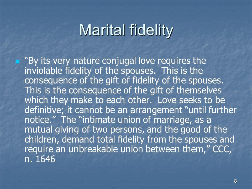 19 Post infidelity healing Rebuild the marital friendship - date nights, etc.