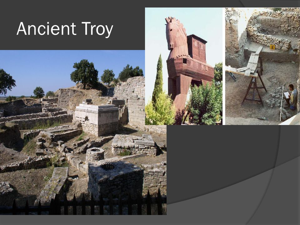 Ancient Troy