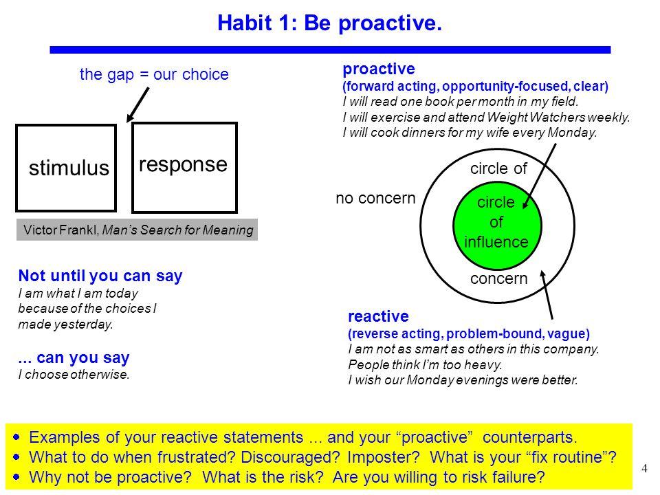 15 Habit 6: Synergize.