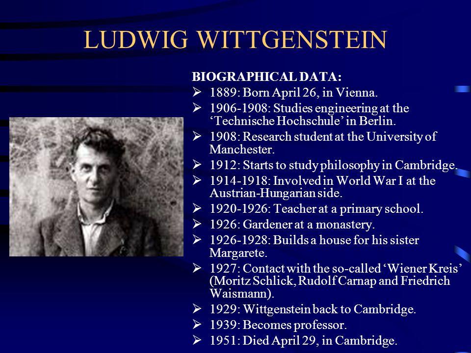 UNDERSTANDING WORKS OF ART  Wittgenstein raises the question: what is it to understand a work of art.