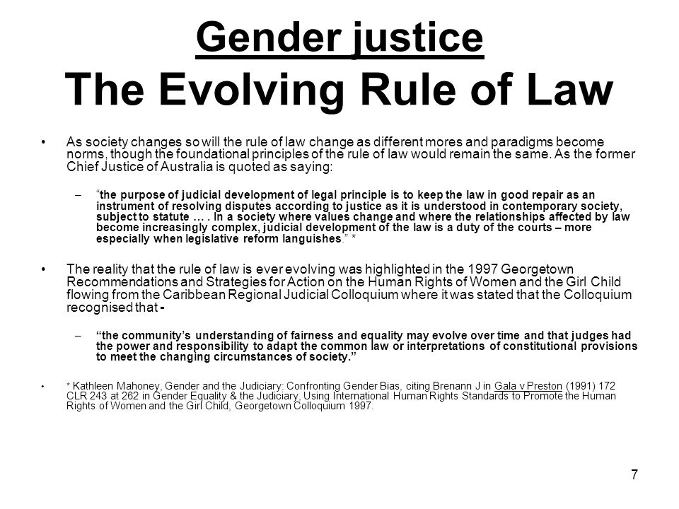 18 Gender justice Answering challenges to the woman question in the Caribbean And in Martinus Francois v.