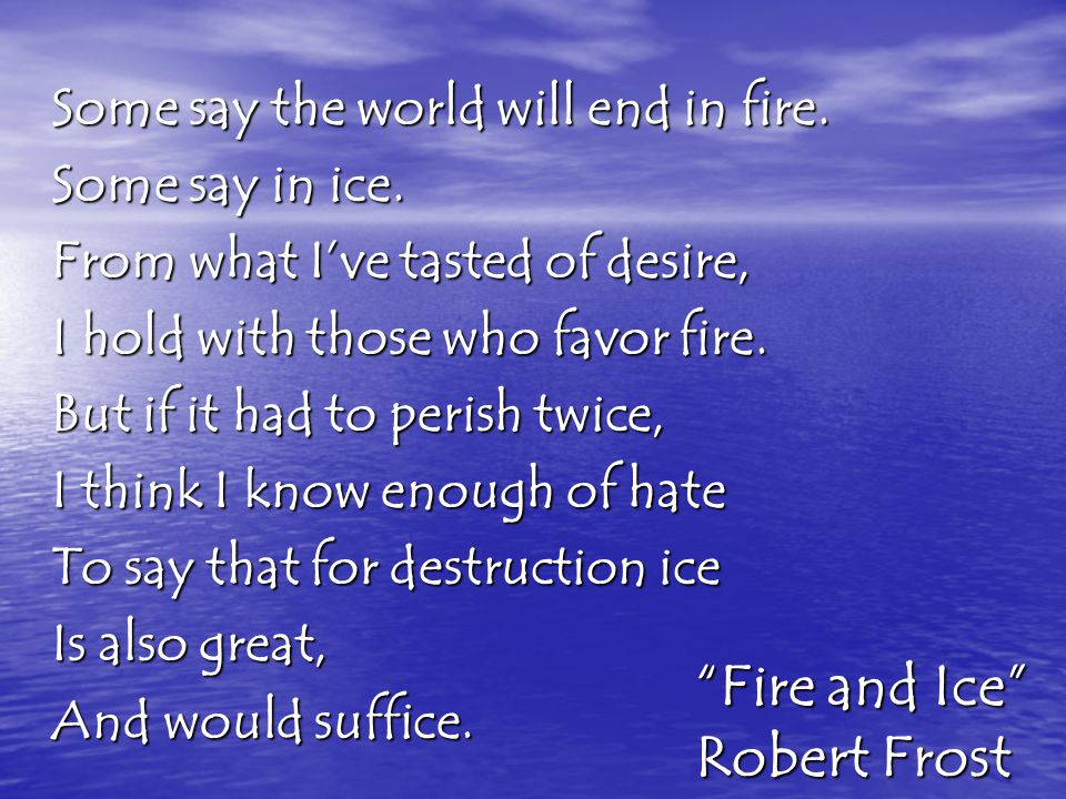 Fear and Desire – The Only Way.