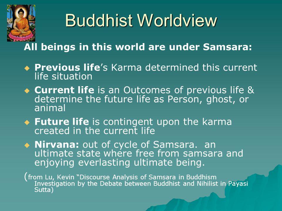Buddhist Principles of Counseling based on Samsara (6) 22.