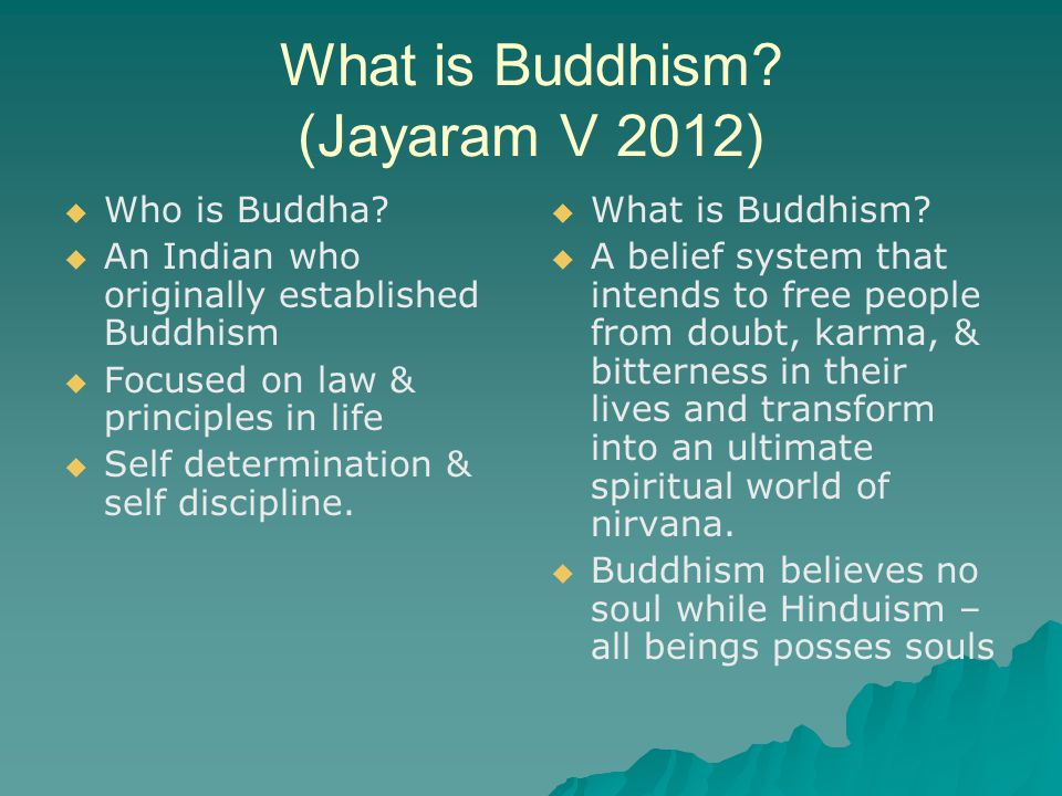 Buddhist Principles of Counseling based on Samsara (8) 26.