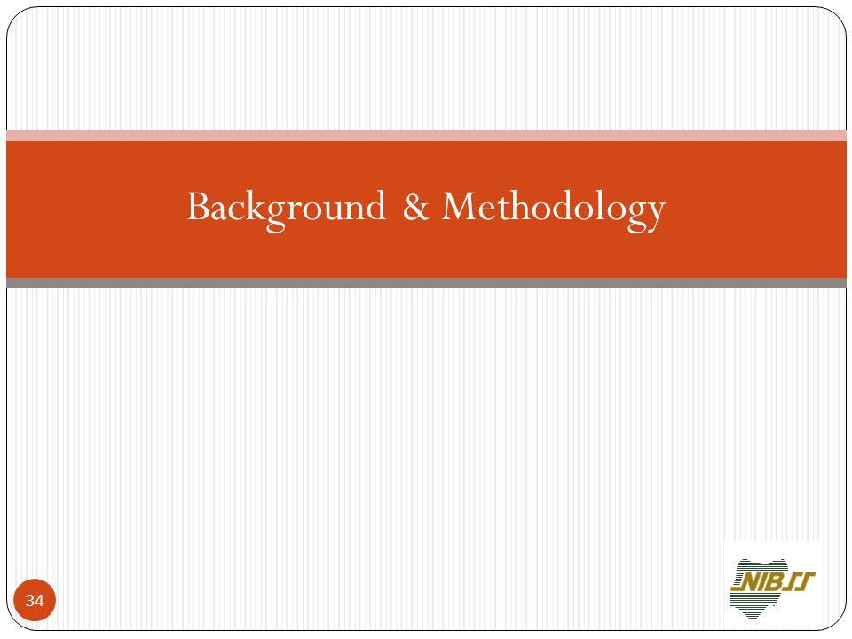 Background & Methodology 34