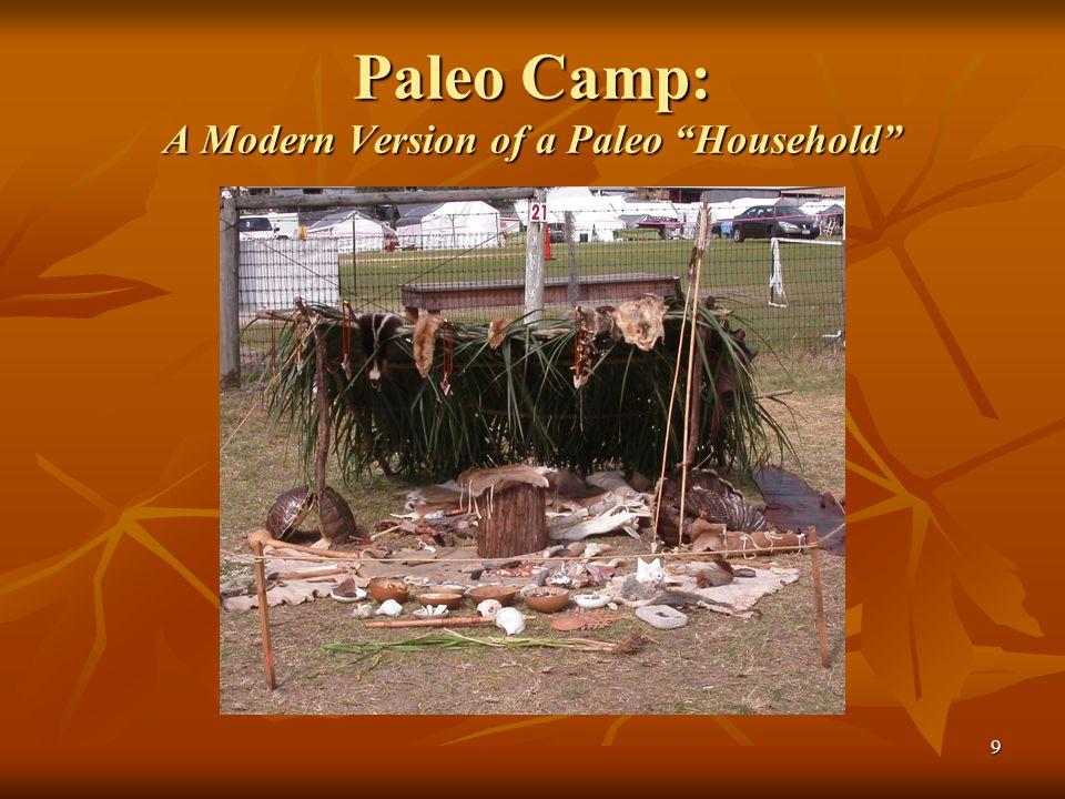 Paleo Camp: A Modern Version of a Paleo Household 9
