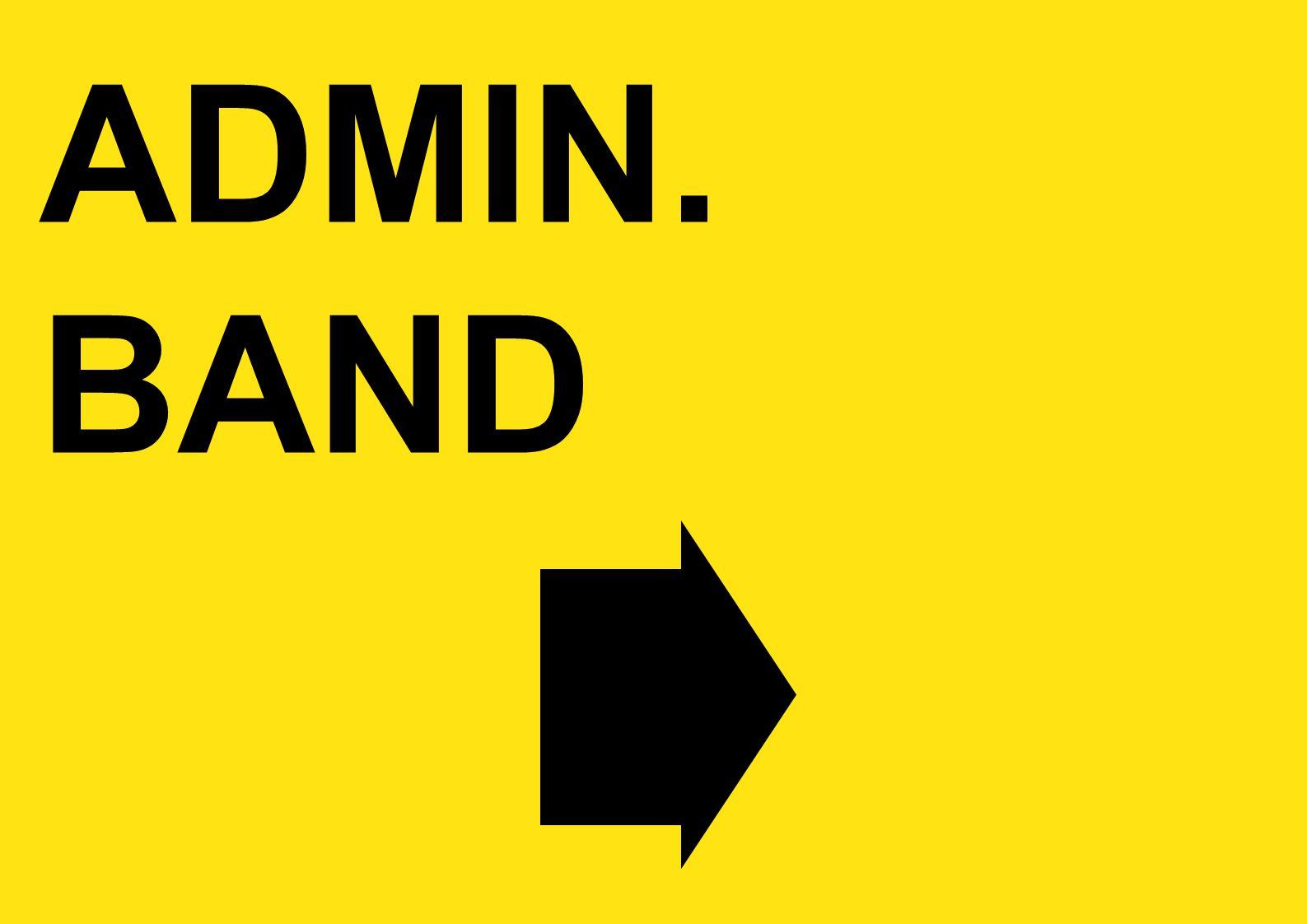 ADMIN. BAND