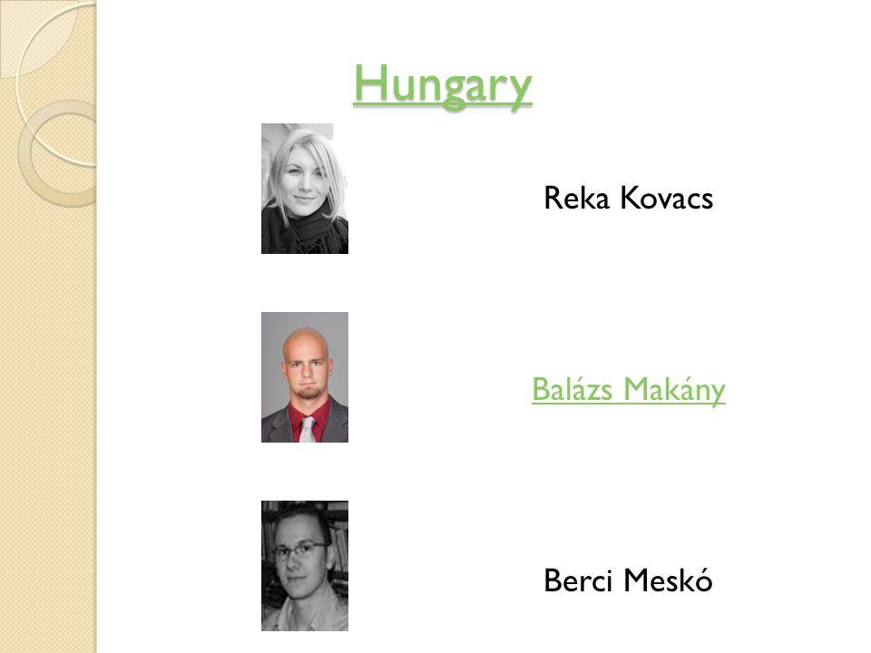 Hungary Reka Kovacs Balázs Makány Berci Meskó