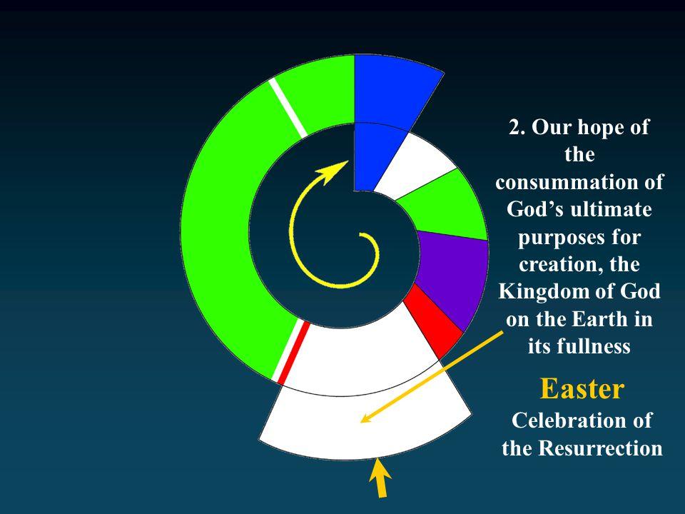 Easter Celebration of the Resurrection 2.