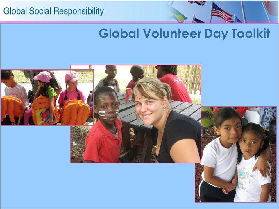 1 Global Volunteer Day Toolkit