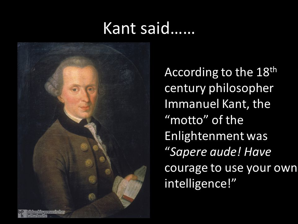 Before the Enlightenment… Until then, most people believed that God controlled the universe in a metaphysical manner Metaphysical means beyond physical – suggests that it is impossible for humans to comprehend things that happen in our environment