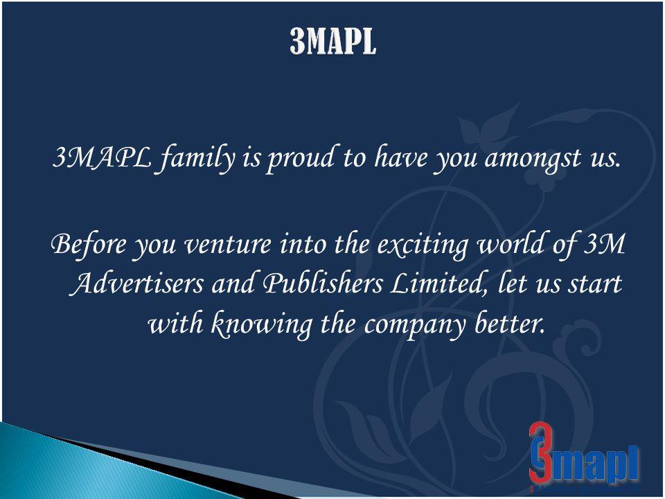 The 3MAPL i.e.