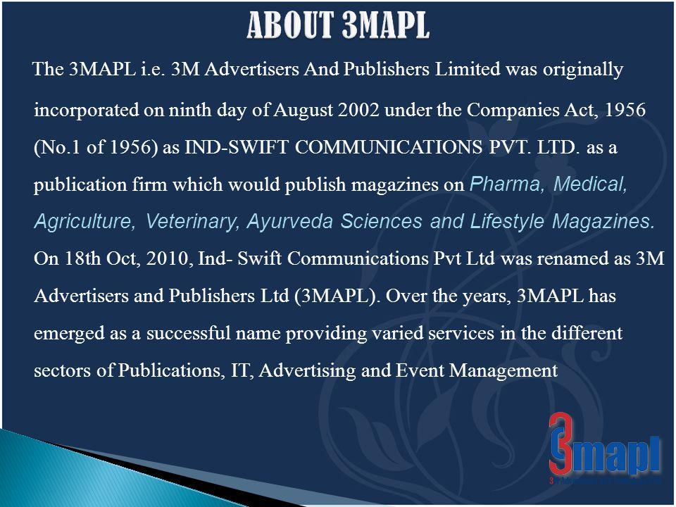  Publications  IT  Advertising  Event Management