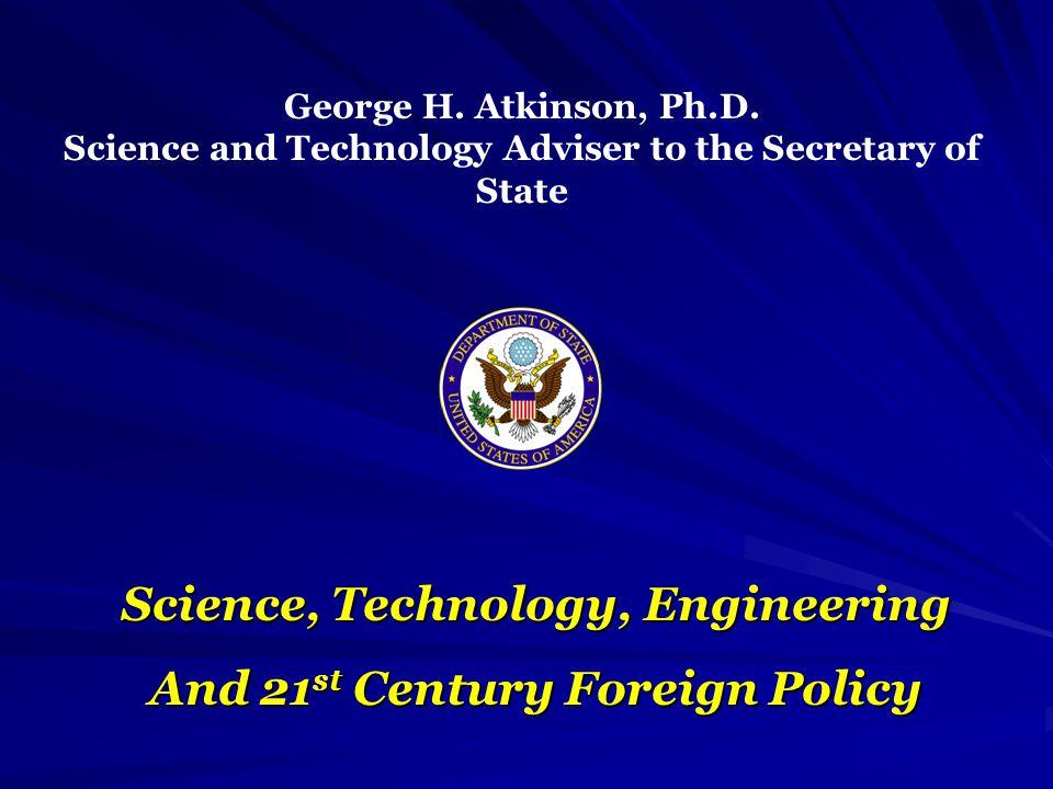 George H.Atkinson, Ph.D.