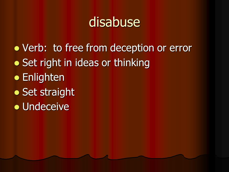 disabuse http://www.schoolsafety.us/images/thumbnails/ssob.jpg