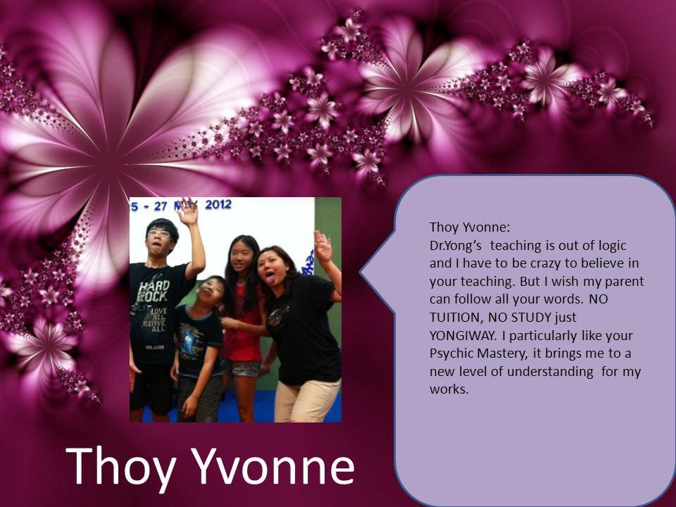 THOY GERALD Thoy Gerald: Yongiway halleluyah!.