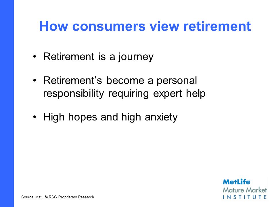 Preparing for retirement is like navigating without a map