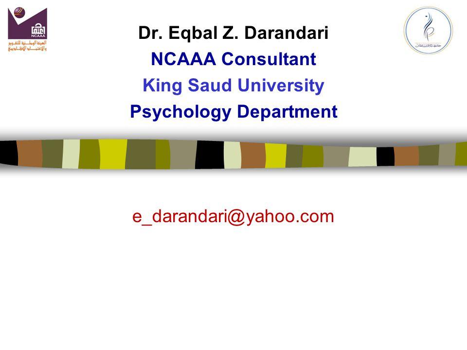 Dr. Eqbal Z.