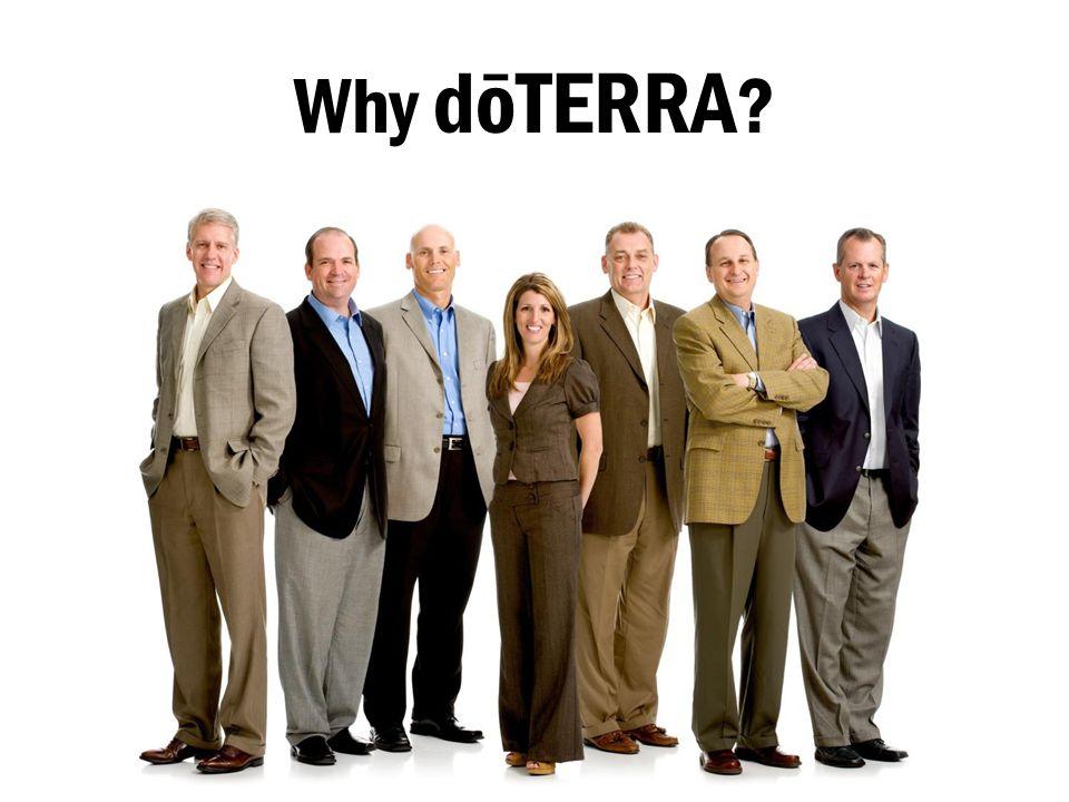 Why dōTERRA ?