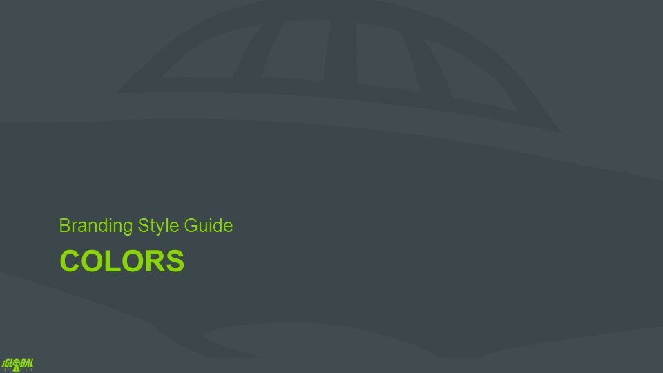 COLORS Branding Style Guide