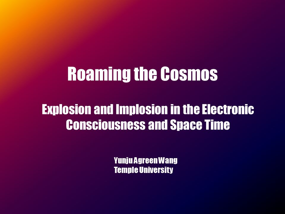 What is Relationship between Media, Consciousness, Space, and Time?