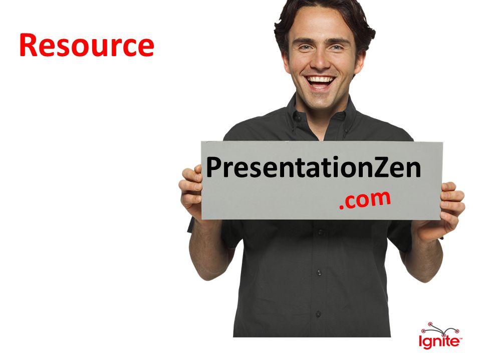 Resource PresentationZen.com