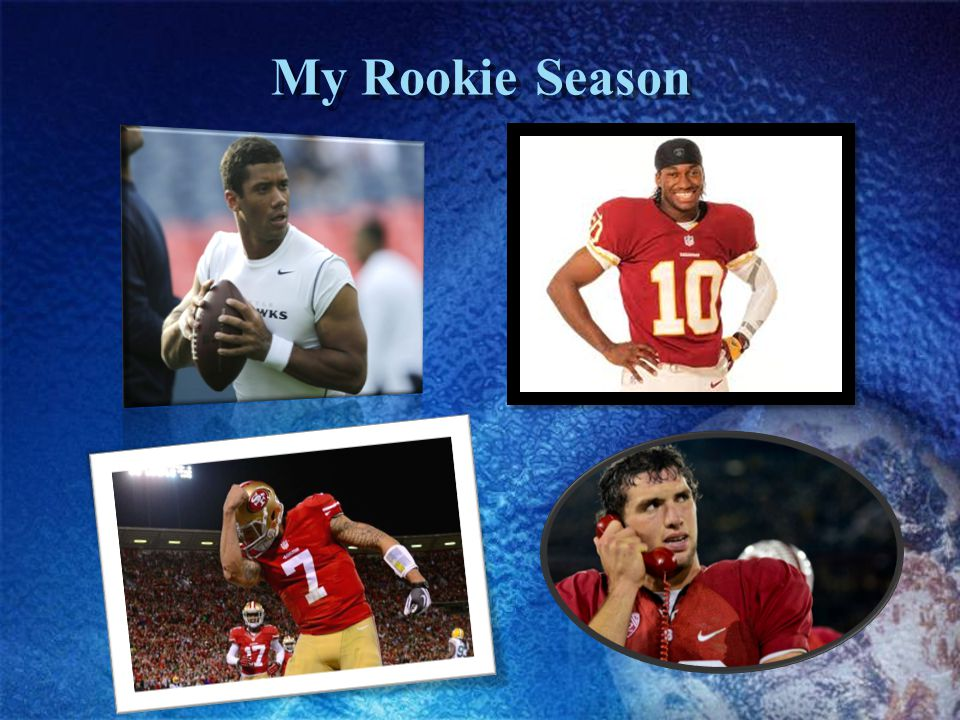 My Rookie Season