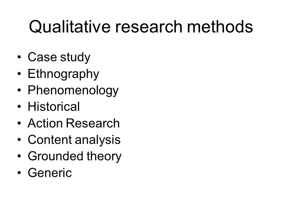 Triangulation of methods 3 types -Methods triangulation -Investigator triangulation -Theory triangulation