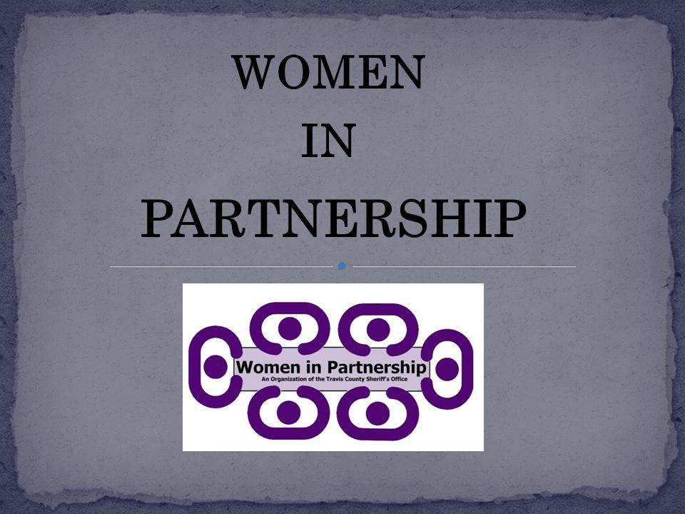 WOMEN IN PARTNERSHIP