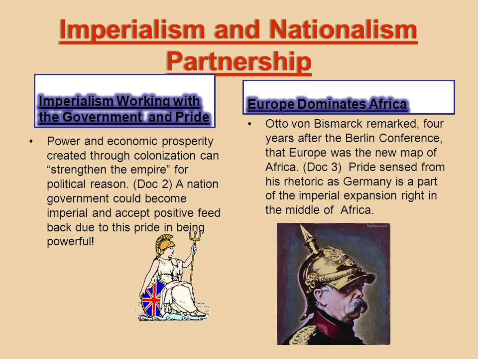 The Beginnings of Nationalism The downtrodden Europe moved from the Middle Ages towards Exploration to gain growth as an empire an expand for pride as