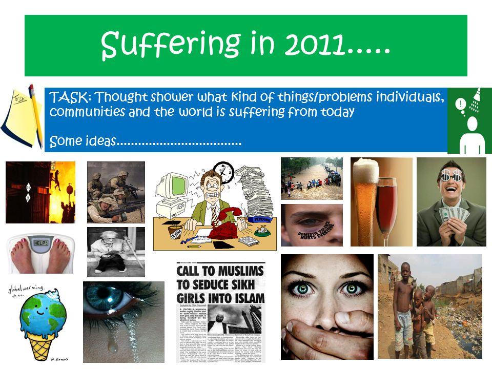 Suffering in 2011.....