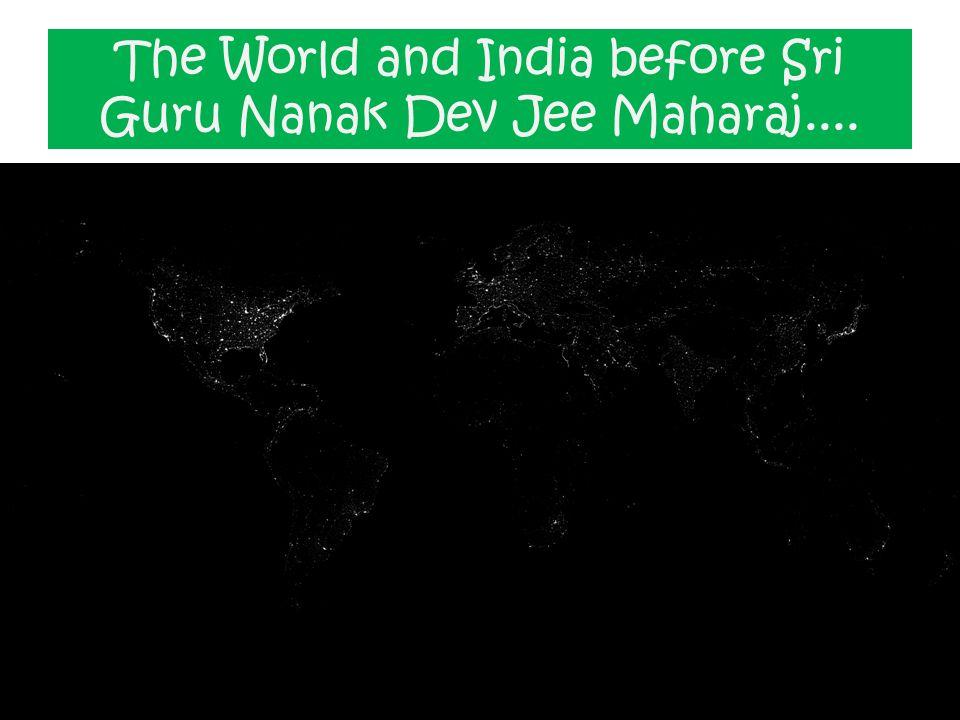 Who was Sri Guru Nanak Dev Jee Maharaj.Watch the summary video carefully.