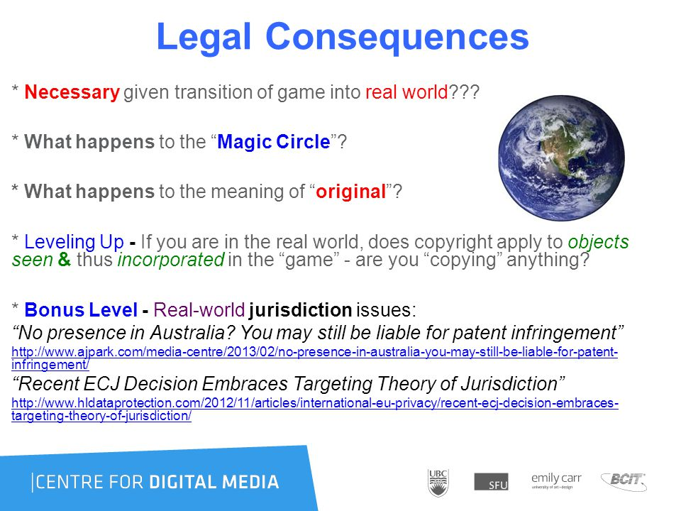 Layers (D) 8.Unfair competition (competition/anti-trust): Is IP monopoly.
