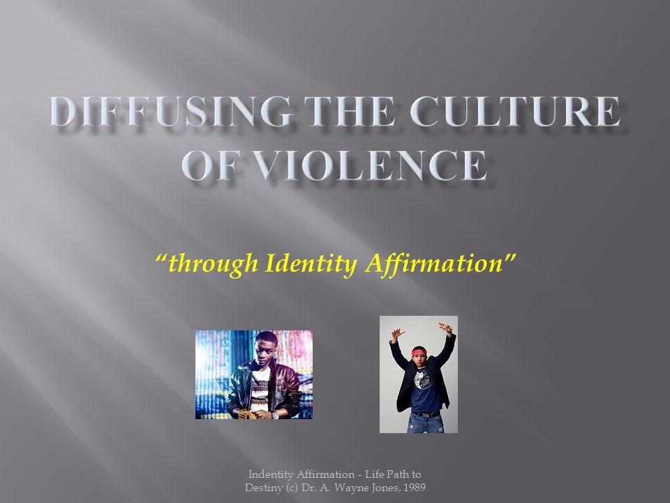 Indentity Affirmation - Life Path to Destiny (c) Dr.