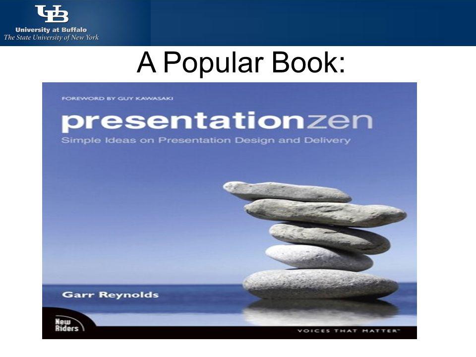 A Popular Book: