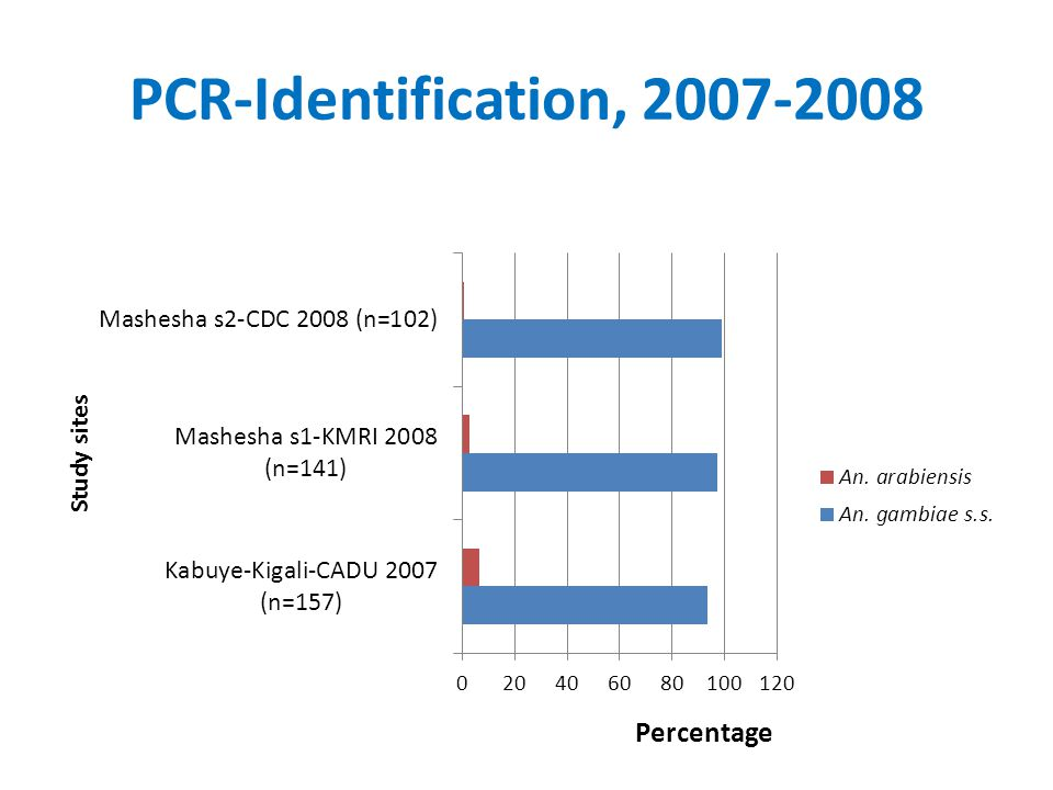 PCR-Identification, 2007-2008