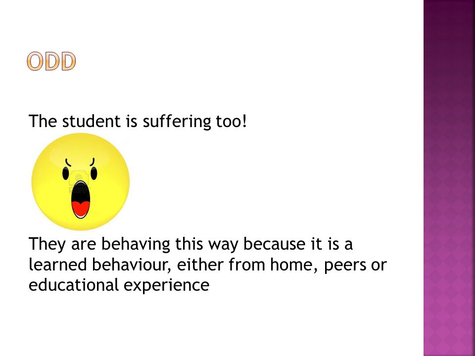 Positive ReinforcementNegative Reinforcement Adding something to encourage the behaviour to continue.