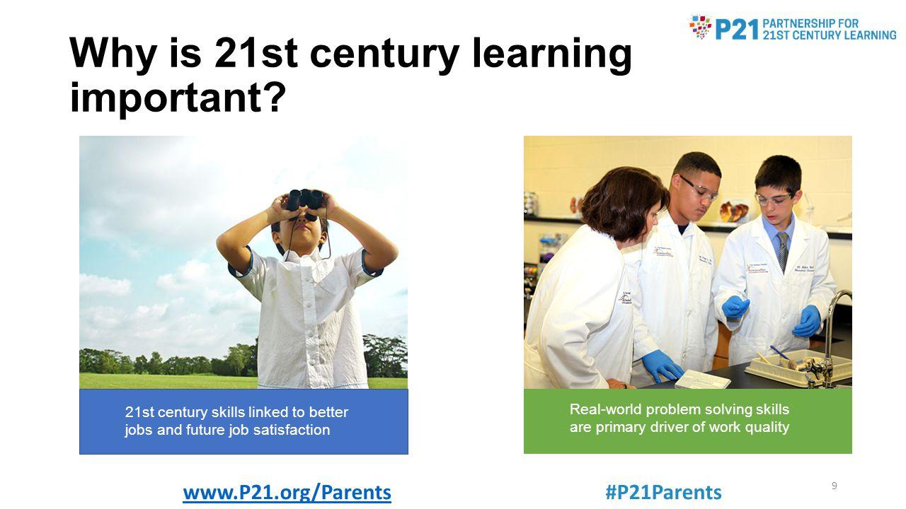Effective Citizens Understand Engage Act www.P21.org/Parentswww.P21.org/Parents #P21Parents 10