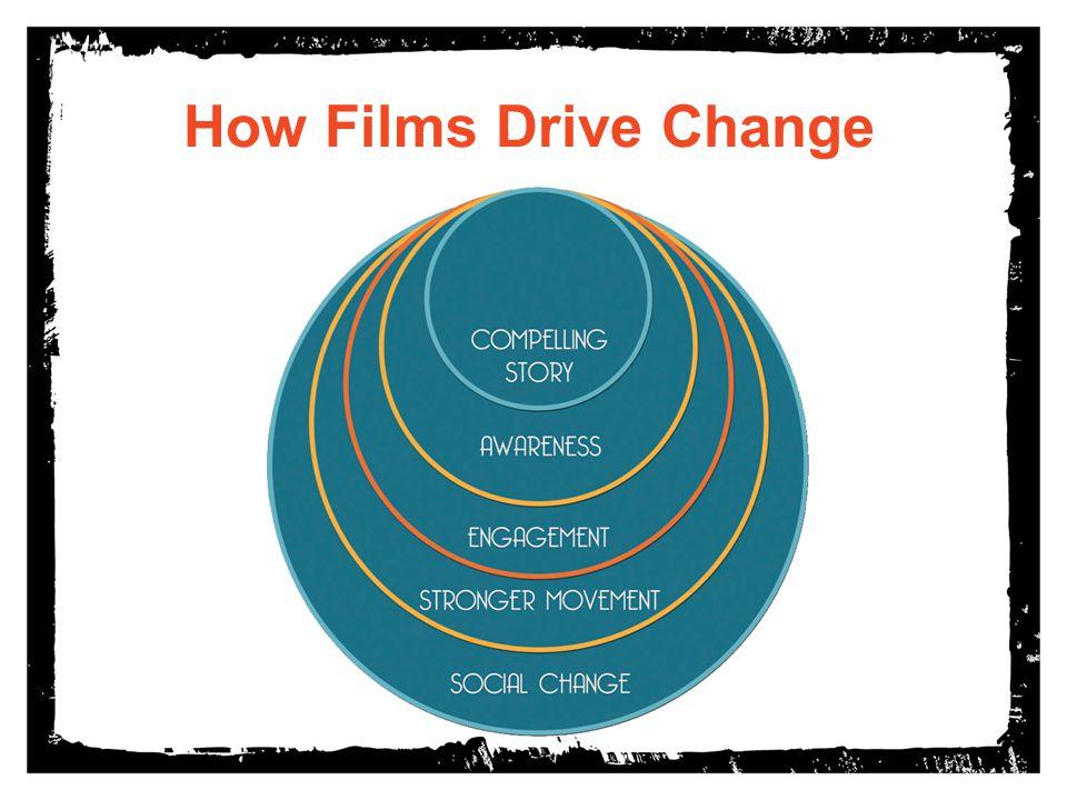 How Films Drive Change