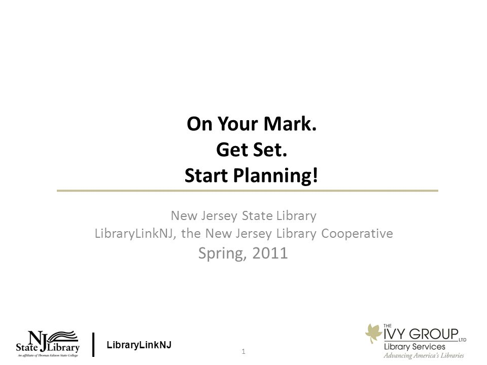 New Jersey Library Cooperative Work smart concept.