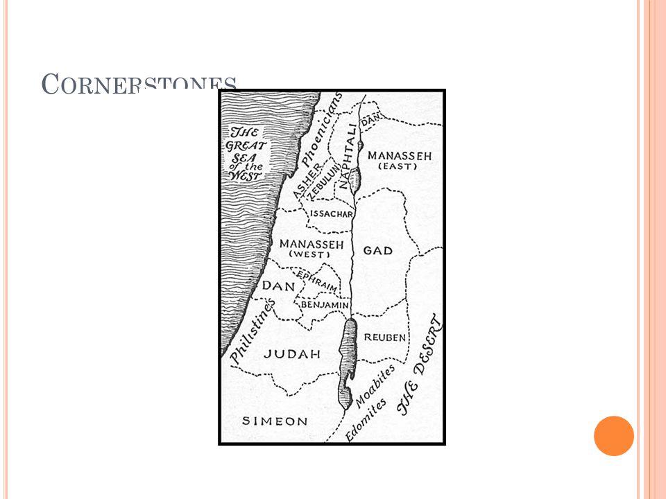 C ORNERSTONES