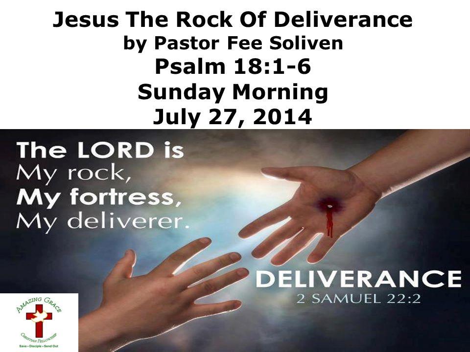 2. Assurance of Present Deliverance
